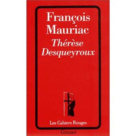 Thérèse desqueyroux, jean touzot, françois mauriac livre jpg 340x340